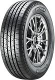 Michelin Defender Tire |  | The Michelin Defender Tire stops up to 9 meters shorter and lasts up to 33,000 km longer than comparable tires  Designed with an all-season tread compound that