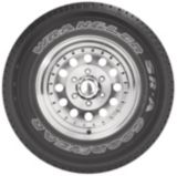 Goodyear Wrangler SR-A Tire | Goodyear | Goodyear Wrangler SR-A Tire offers an aggressive tread pattern for excellent on/off-road traction The SR-A has an exclusive wet traction compound for traction o