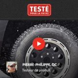 Cooper Discoverer A/TW Tire | Cooper Tires | A winter-rated all-terrain light truck tire that delivers true all-weather performance. Built with an advanced silica compound that allows the tire to be driven