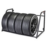 MotoMaster Wall Mount Tire Rack, 375-lbs