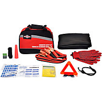 Premium auto safety kit canadian tire for Housse auto canadian tire