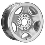 Steel Rim Wheel - Full Face