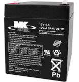 12-Volt 4.5AH SLA Battery | Powerfit