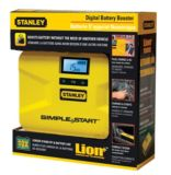 Lithium Ion Simple Start Battery Charger | Stanley