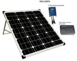 Coleman 80W Solar Panel Kit with Stand | Coleman | Canadian Tire