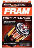 FRAM High Mileage Oil Filter | FRAM