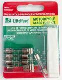 Fusibles d'urgence en verre Littelfuse, motocyclette, 7 pces | Littelfuse | Canadian Tire