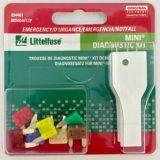 Littelfuse Emergency Mini Diagnostic Kit, 9-pc | Littelfuse | Canadian Tire