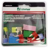 Fusibles d'urgence FEO Littlefuse, Chrysler / Dodge / Jeep | Littelfuse | Canadian Tire