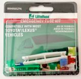 Littelfuse OEM Toyota/Lexus Emergency Fuse Kit | Littelfuse | Canadian Tire
