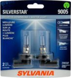 Ampoules de phare Sylvania SilverStar 9005, paq. 2 | Sylvania | Canadian Tire