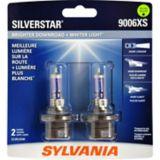 9006XS Sylvania SilverStar® Headlight Bulbs, 2-pk | Sylvania | Canadian Tire
