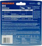H11 Sylvania SilverStar® Headlight Bulbs, 2-pk | Sylvania | Canadian Tire