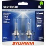 H7 Sylvania SilverStar® Headlight Bulbs, 2-pk | Sylvania | Canadian Tire