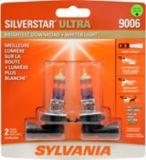 Ampoules de phare 9006 Sylvania SilverStar ULTRA, paq. 2 | Sylvania | Canadian Tire