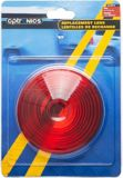 Lentille de rechange ronde Optronics, rouge | National | Canadian Tire