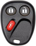 Dorman GM 3-Button Keyfob Replacement Shell for GM Models 2002 to 2009 | Dorman - HELP | Canadian Tire
