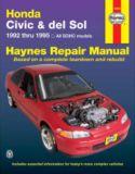 Manuel automobile Haynes, 42024 Honda Civic 92-95 | Haynes | Canadian Tire