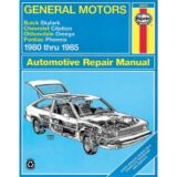 Haynes Automotive Manual, 38020