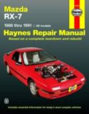 Haynes Repair Manual, Mazda RX-7 | Haynes | Canadian Tire