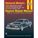Manuel automobile Haynes, 38030