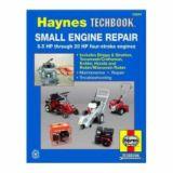 Haynes Techbook, Small Engine Repair, 5.5 to 20 HP | Haynes | Canadian Tire