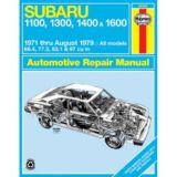 Haynes Automotive Manual, 89002