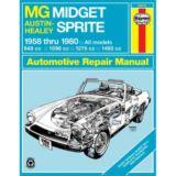 Haynes Automotive Manual, 66015