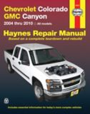 Manuel de réparation Haynes, Chevrolet Colorado, 24027, 2004-2012 | Haynes | Canadian Tire