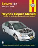 Manuel de réparation Haynes, Saturn ION, 87011, 2003-2007 | Haynes | Canadian Tire