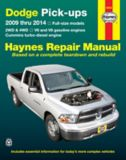 Haynes Repair Manual, Dodge Pick-Up, 2009-2014 | Haynes | Canadian Tire