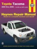 Haynes Repair Manual, Toyota Tacoma | Haynes | Canadian Tire