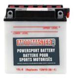 MotoMaster Powersports Battery, 10L-B | MotoMaster | Canadian Tire