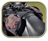Sidewind Premium Fender Bag, Black/Mossy Oak | Sidewind | Canadian Tire