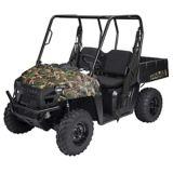 Classic Accessories UTV Bench Seat Cover Set, Polaris Ranger Mid, Black | Classic Accessories | Canadian Tire