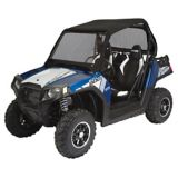 Classic Accessories UTV Roll Cage Top with Windows, Polaris RZR, Black | Classic Accessories | Canadian Tire