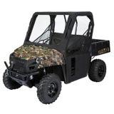 Classic Accessories UTV Cabin Enclosure, KawasakiMule 4000 4010, Black | Classic Accessories | Canadian Tire