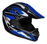 Raider RX1 Helmet, Blue | Raider Powersports | Canadian Tire