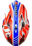 Just1 Pro Rave Off-Road Dirt Bike MX Helmet, Red/Blue | Just1 Racing | Canadian Tire
