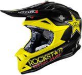 Casque pour moto tout-terrain et motocross Just1 Rockstar, jeunes | Just1 Racing | Canadian Tire