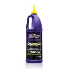 Royal Purple 75W-90 Synthetic Gear Oil, 946-mL