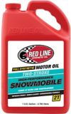 Huile synthétique motoneige Red Line, moteur 2 temps, 3,78 L | RedLine | Canadian Tire