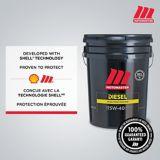 Huile pour moteur diesel classique MotoMaster 15W40, 18,9 L | MotoMaster | Canadian Tire