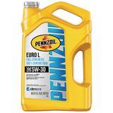 Pennzoil Platinum Euro Synthetic Motor Oil, 5 L | Pennzoil | Canadian Tire