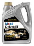 Huile diesel synthétique Mobil Delvac 0W40, 3,78 L | Mobil Delvac | Canadian Tire