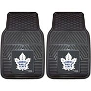 Toronto Maple Leafs Floor Mats, 2-pc