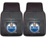 NHL Edmonton Oilers Car Mat Set, 2-pc | NHL