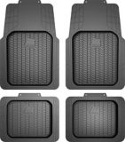 Motomaster Deep Tray Mats, Black, 4-pc | MotoMaster | Canadian Tire