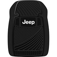 Jeep Elite Floor Mat Set, 2-pc