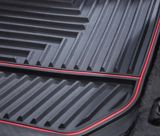 GloveBox Floor Mat with Piping, 2-pc | GloveBox